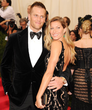 Gisele Bündchen Gushes Over Tom Brady on Father's Day in a Family Beach Day Photo