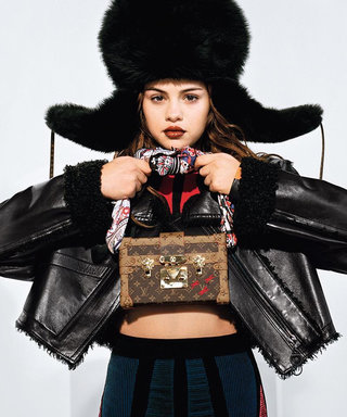 Selena Gomez Scores Her First-Ever Louis Vuitton Campaign and It Is Major