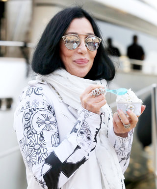 Cher's Saint Tropez Street Style Will Give You Major Life Goals