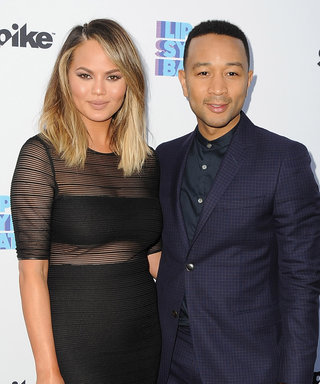 "Chrissy Teigen Dedicates a Sweet Photo of Baby Luna to ""Most Perfect Man"" John Legend"