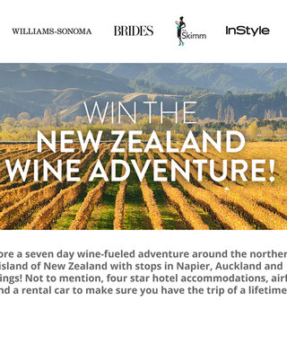 """Don't Miss Your Chance to Win a """"Wine-Fueled"""" New Zealand Adventure!"""