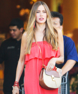 Sofía Vergara Wears the Perfect Summery Outfit in L.A.