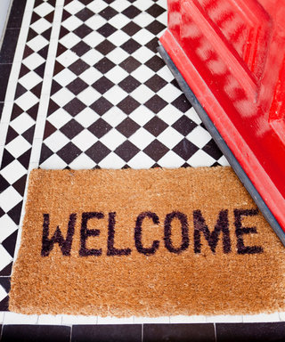 These Welcome Mats Are Basically aNecessity for Beauty Lovers