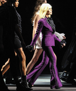 Versace's Menswear Show Featured New, Unreleased Music from Prince
