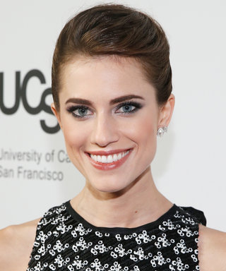 Here's the Sound Career Advice Allison Williams Received from Tom Hanks