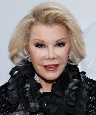 Joan Rivers's Stunning Jewels and Red Carpet Dresses Are Now Up for Auction