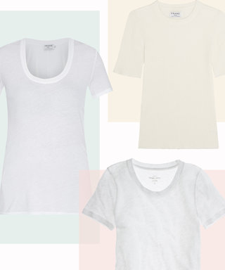 3 Ways to Style aWhite T-Shirt for Work