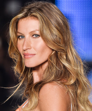 Gisele Bündchen's Adorable Baby Photo Proves She Was Destined to Be a Model
