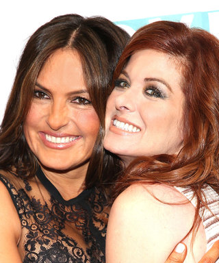 BFFs Mariska Hargitay and Debra Messing Stun in a Makeup-Free Selfie