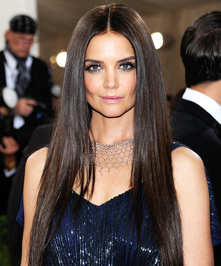 You Have to See Katie Holmes's Chic Bob Hairstyle