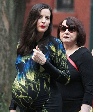 Liv Tyler and Dad Steven Tyler Spend a Sweet Family Day Out in N.Y.C.