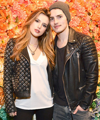 Bella Thorne and Gregg Sulkin Are Too Cute for Words at His Brother's Wedding