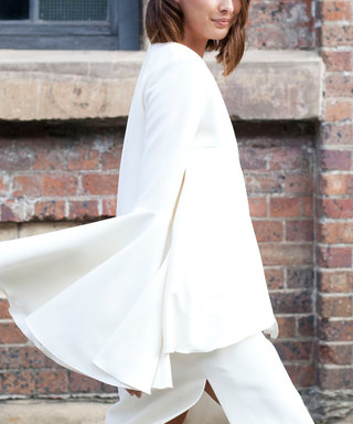 3 Outfits That Make Wearing Head-to-Toe White a Breeze