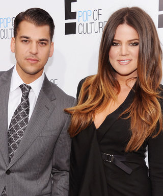 Khloe Kardashian Doesn't Want Anyone in the Family to Attend Rob's Wedding