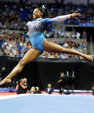 Olympic Favorite Simone Biles Claims Her Fourth Straight National Gymnastics Title