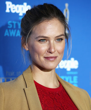 Bar Refaeli and Her Friend Show Off Matching Baby Bumps in Tiny Bikinis