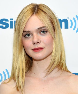 Is This Elle Fanning's Girliest Outfit Ever? You Have to See Her Cat-Printed Dress
