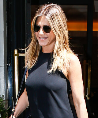Jennifer Aniston Shows Off Her N.Y.C. Street Style with Two Chic Looks