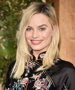 Margot Robbie Looks Like a Goddess in Calvin Klein's New Fragrance Campaign