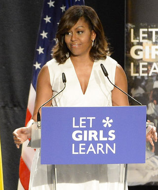 Michelle Obama Teams Up with Spain's Queen Letizia to Empower Girls to Run the World
