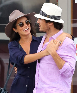 Nikki Reed and Ian Somerhalder Pack on the PDA While Out in L.A.