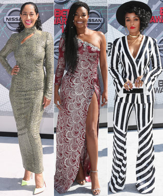 See the Hottest Looks from the 2016 BET Awards Red Carpet: Photos
