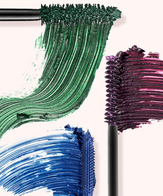 How to Wear Jewel-Tone Mascara for Every Skin Tone AND Eye Color