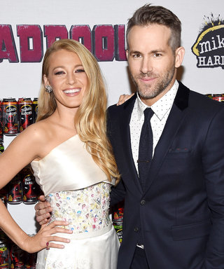 "Ryan Reynolds Says Becoming a Dad Is the ""Best Thing That Could Ever Happen to Someone"""