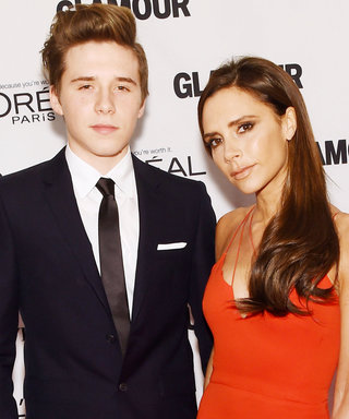 Brooklyn Beckham Poses with Mom Victoria in This Sweet Seaside Shot
