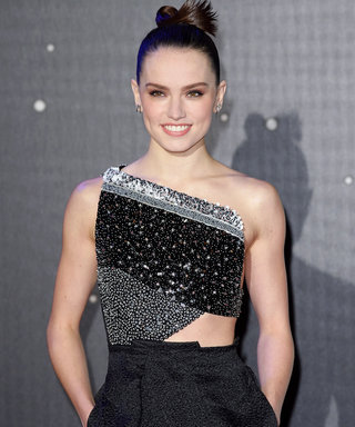 "Daisy Ridley Is About to Give You Major Fitspo with Her ""Fitness Friday"" Workout"