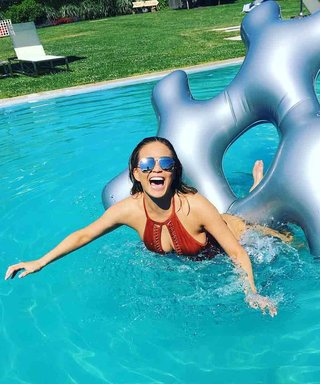 See How Chrissy Teigen & More Stars Celebrated the 4th of July on Instagram!