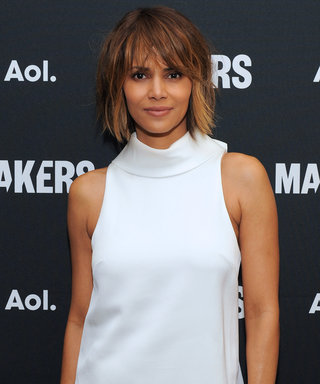 Halle Berry Celebrates an Instagram Milestone with a Super-Sexy Bikini Photo