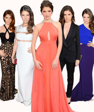 10 Looks That Prove Anna Kendrick Is as Stylish as She Is Hilarious