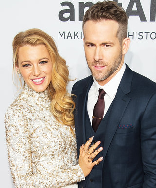 Blake Lively Snaps a Rare Selfie with Husband Ryan Reynolds