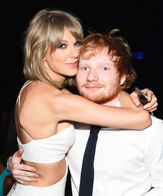 Ed Sheeran Celebrates His Return to Social Media with an Epic Photobomb at Taylor Swift's 4th of July Fest