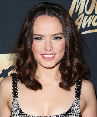 Daisy Ridley Works Out with a Pillowcase on Her Head to Tease Star Wars Fans