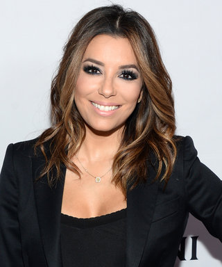 Eva Longoria Shares Her First-Ever Headshot—and She Still Looks Exactly the Same