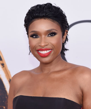 Jennifer Hudson Couldn't Sit Down in the Dress She Wore to Ciara's Wedding