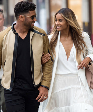 Ciara's Wedding Bands (Yes, Two) Are What Dreams Are Made Of