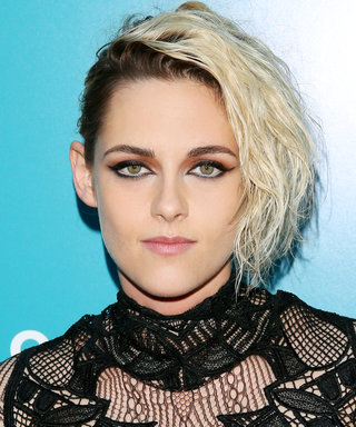 Kristen Stewart Masters an Edgy Beauty Look—Again!