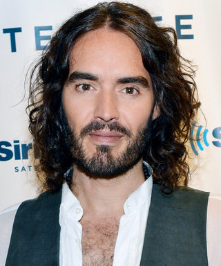 """Russell Brand Confirms He's Going to Be a Dad: """"Time to Get Ready!"""""""
