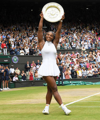 Serena Williams Wins Wimbledon! See How Celebrities Reacted