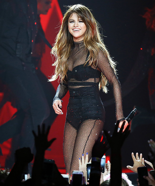 Selena Gomez's L.A. Concert Was Jam-Packed with Celebrities