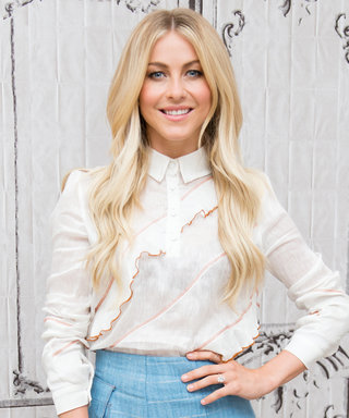 We Can't Get Over How Toned Julianne Hough's Legs Look in These Chic Shorts
