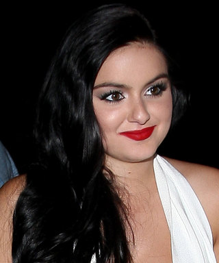 Ariel Winter Flaunts Her Figure in a Plunging, Body-Hugging Dress