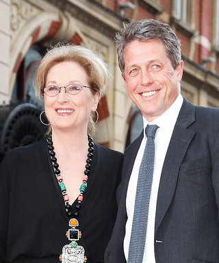 Why Hugh Grant Hears Meryl Streep's Voice in His Sleep