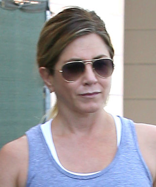 Jennifer Aniston Takes Casual Wear to New Heights in This Tight Athletic Look