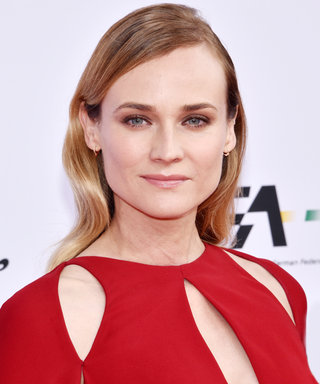 Diane Kruger Celebrates an Early 40th Birthday with Cake and BFF Designer Jason Wu