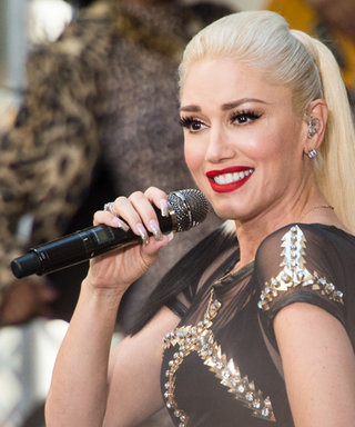"Gwen Stefani Talks ""Love"" in Song and Performs on the Today Show"