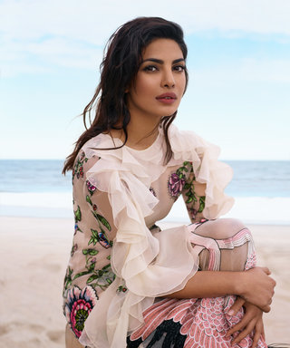 Everything You Need to Recreate Priyanka Chopra's Natural-Looking Hair from InStyle's August Cover